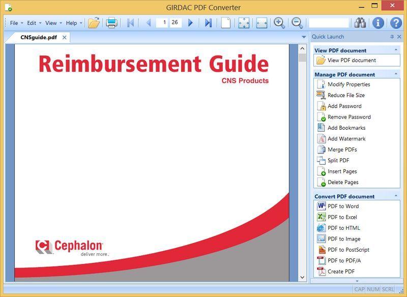 PDF To Word Converter - Download