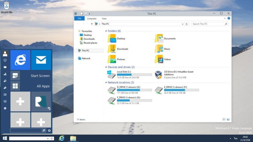 Windows 10 Transformation Pack Download For Free Getwinpcsoft