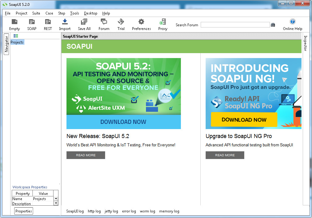 Soapui download