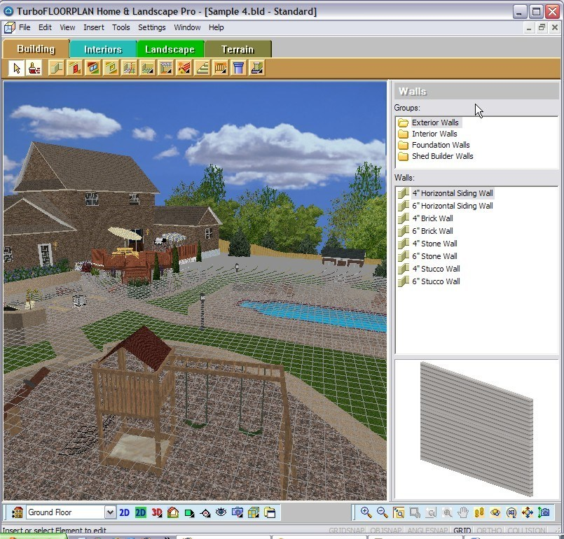 TurboFLOORPLAN Home & Landscape Pro Download For Free