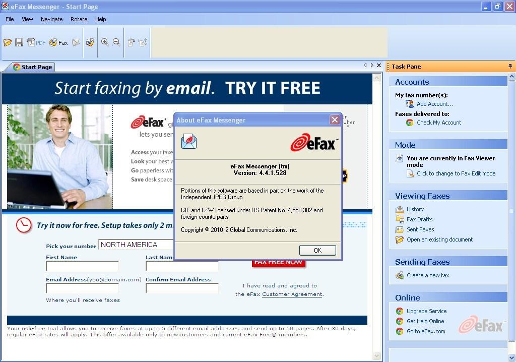 eFax Messenger latest version - Get best Windows software