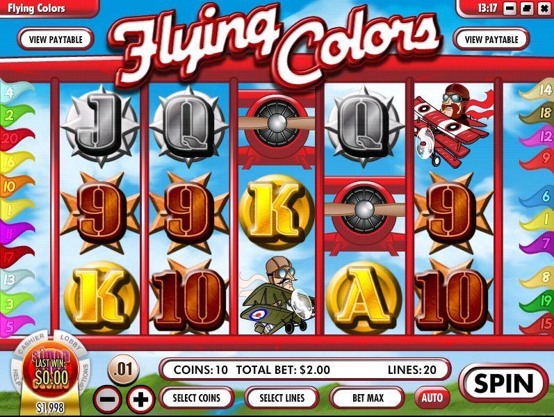 Simon Says Casino